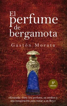 Portada del libro El perfume de bergamota