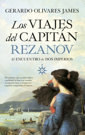 Portada del libro Los viajes del capitán Rezanov