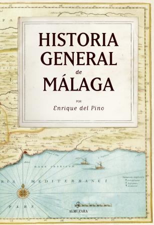 Portada del libro Historia general de Málaga (N.E.)