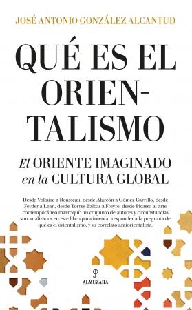 Portada del libro Qué es el orientalismo