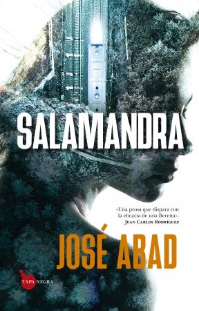 Portada del libro Salamandra