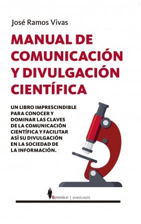 Portada del libro Manual de comunicación y divulgación científica