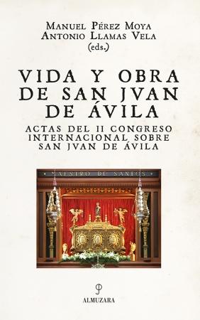 Portada del libro Vida y obra de San Juan de Ávila