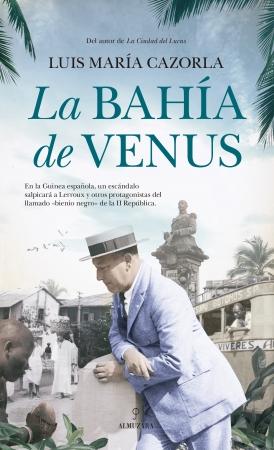 Portada del libro La bahía de Venus