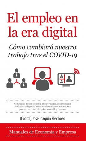 Portada del libro El empleo en la era digital