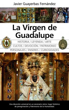 Portada del libro La Virgen de Guadalupe