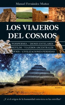 Portada del libro Los viajeros del cosmos