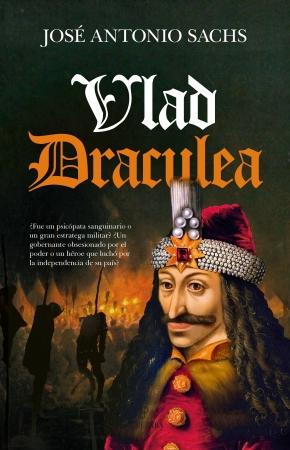 Portada del libro Vlad Draculea