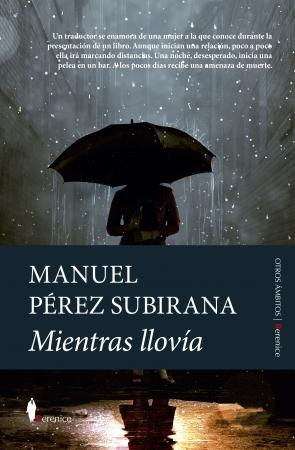 Portada del libro Mientras llovía