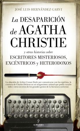 Portada del libro La desaparición de Agatha Christie