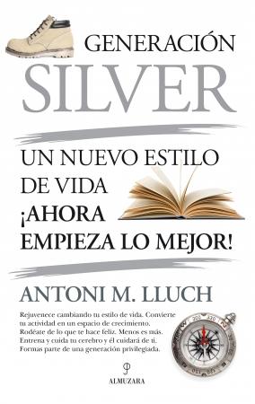 Portada del libro Generación Silver