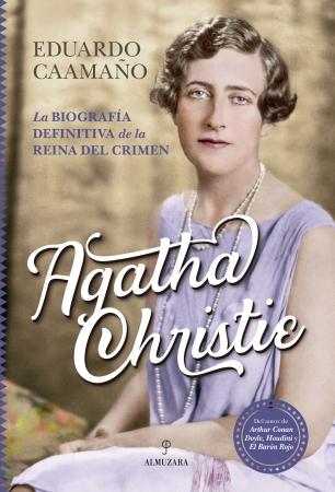 Portada del libro Agatha Christie