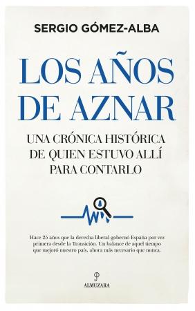 Portada del libro Los años de Aznar