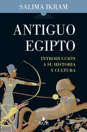 Portada del libro Antiguo Egipto