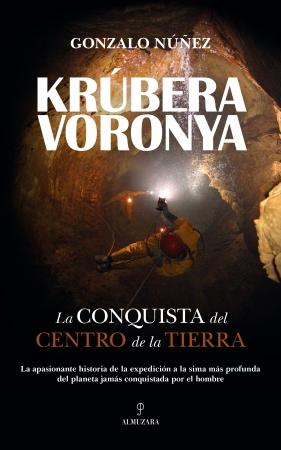Portada del libro Krúbera-Voronya