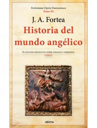 Portada del libro Historia del mundo angélico
