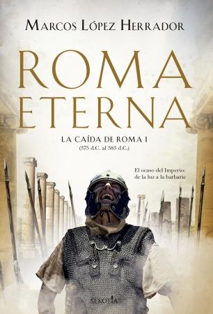 Portada del libro Roma Eterna