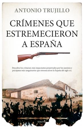 Portada del libro Crímenes que estremecieron a España