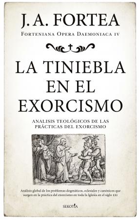 Portada del libro La tiniebla en el exorcismo