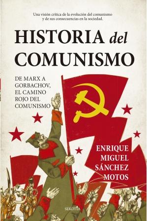 Portada del libro Historia del comunismo