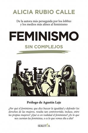 Portada del libro Feminismo sin complejos
