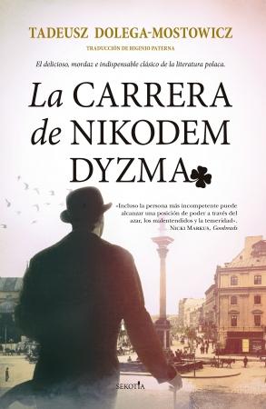 Portada del libro La carrera de Nikodem Dyzma