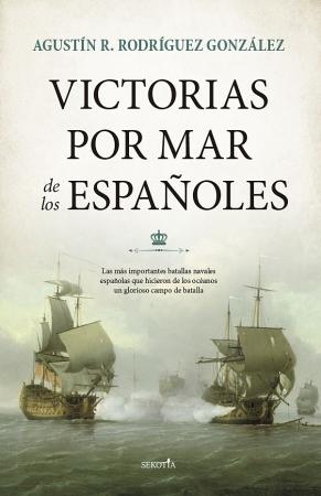 Portada del libro Victorias por mar de los españoles