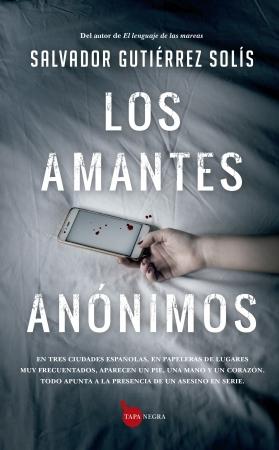 Portada del libro Los amantes anónimos