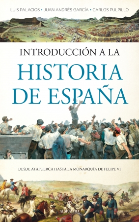 Portada del libro Introducción a la historia de España