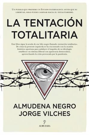 Portada del libro La tentación totalitaria
