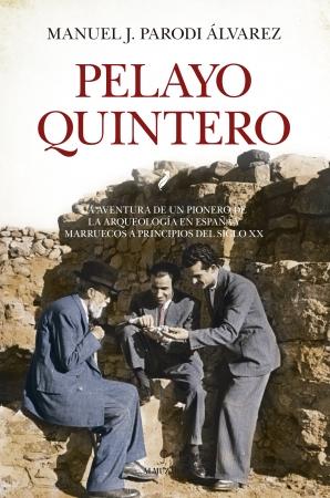 Portada del libro Pelayo Quintero