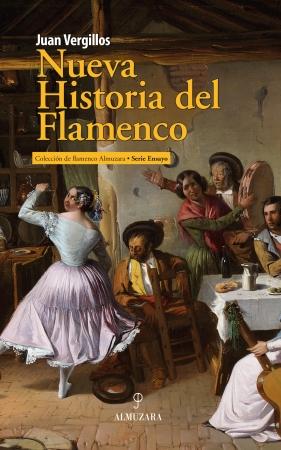 Portada del libro Nueva Historia del Flamenco