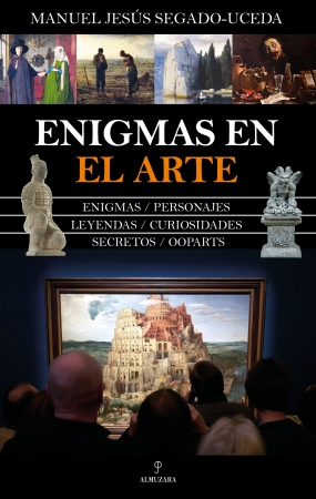 Portada del libro Enigmas en el Arte