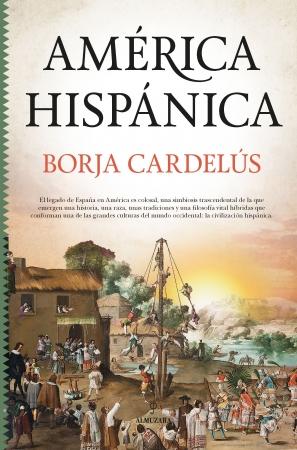 Portada del libro América hispánica