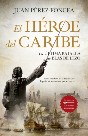 Portada del libro El héroe del Caribe