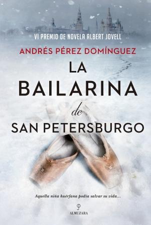 Portada del libro La bailarina de San Petersburgo