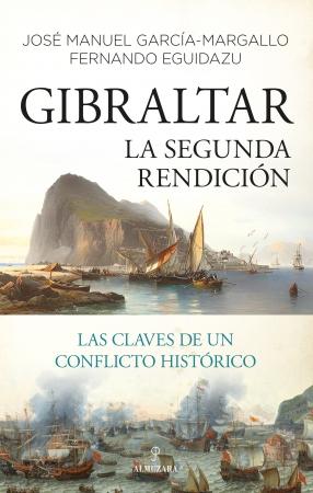 Portada del libro Gibraltar. La segunda rendición