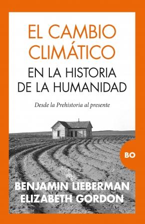 Portada del libro El cambio climático en la historia de la humanidad