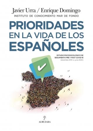 Prioridades en la vida de los españoles - La tienda de libros