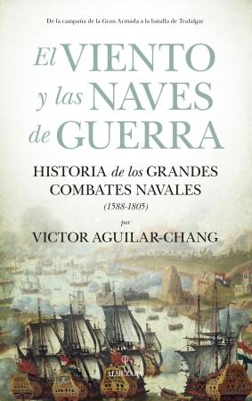 Portada del libro El viento y las naves de guerra