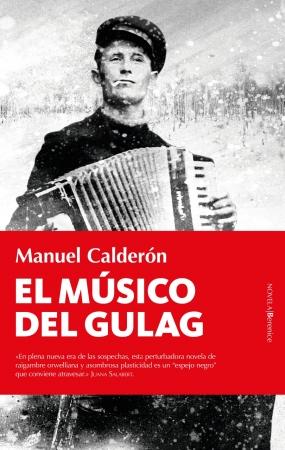 Portada del libro El músico del Gulag