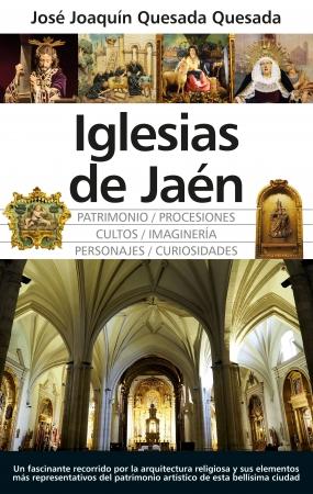 Portada del libro Iglesias de Jaén