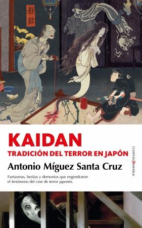 Portada del libro Kaidan