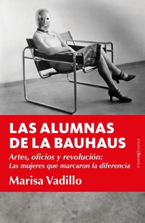 Portada del libro Las alumnas de la Bauhaus
