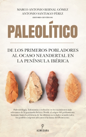 Portada del libro Paleolítico
