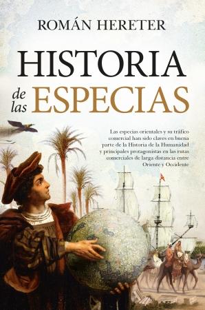 Portada del libro Historia de las especias