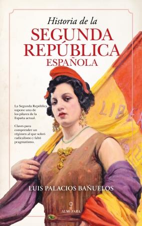 Portada del libro Historia de la Segunda República española