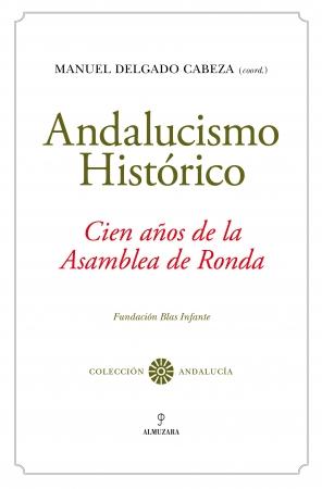 Portada del libro Andalucismo histórico