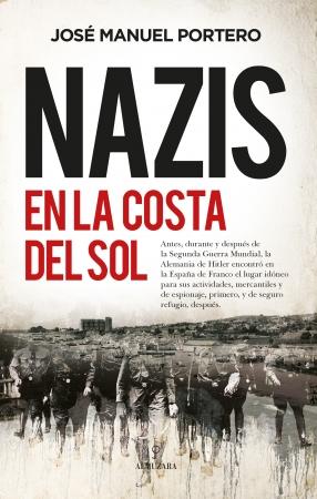 Portada del libro Nazis en la Costa del Sol