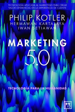 Portada del libro Marketing 5.0